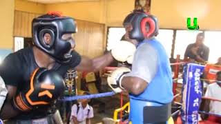 ''Game Boy'' Tagoe ready to defend his title against Argentina's Saucedo