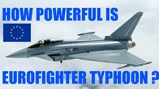 how-strong-is-eurofighter-typhoon-aircraft-jets-fighter-specification