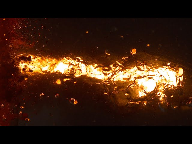 Slow Mo Molten Thermite in Water - The Slow Mo Guys - The Slow Mo Guys
