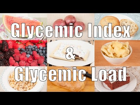 Glycemic Index & Glycemic Load (700 Calorie Meals) DiTuro Productions
