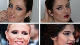 Smokey & Bollywood Cannes Film Festival Makeup!