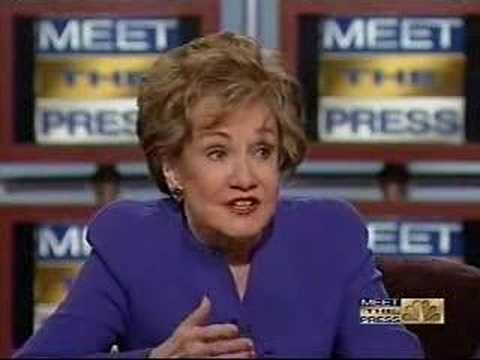 Elizabeth Dole Sets Up The Strawman