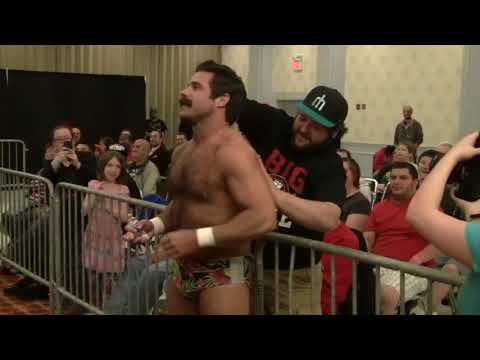 Joey Ryan vs Johnny Devine, XICW Detroit
