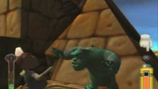 Monsters, Inc.: Scare Island - The Tomb, The Pyramid & Desert Pursuit