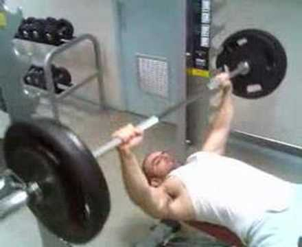100kg bench press