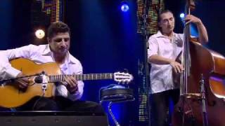 Steeve Laffont quartet plays Vamp at the Festival Jazz in Marciac - LIVE