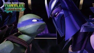 Saving Splinter - Teenage Mutant Ninja Turtles Legends