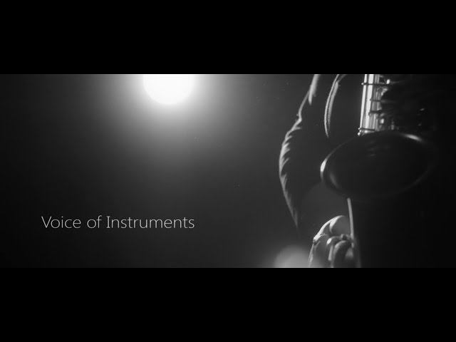 Voice of Instruments/ It feels like// Official video