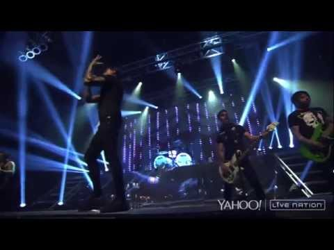 Falling In Reverse Full Set Yahoo Live