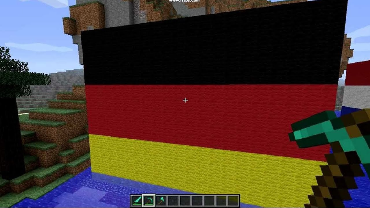 I joined a german minecraft server and got bullied YouTube