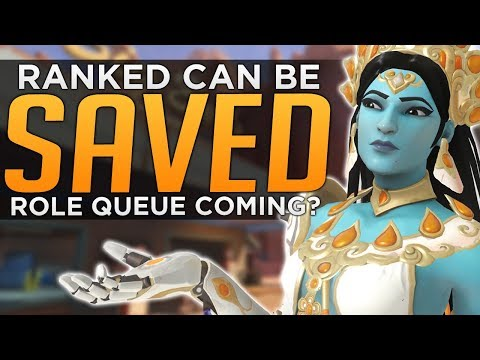 Overwatch: Ranked Role Queue Coming!? - SAVE Competitive Discussion