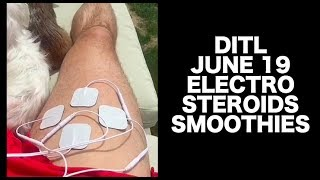 Progressive Soccer DITL | June 19th 2017 | Back to biz, steroids, and green smoothies.