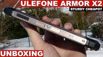Ulefone Armor X2 Unboxing