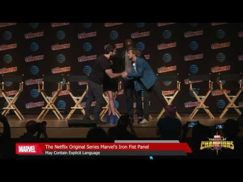 The Defenders Unite at NYCC 2016