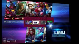 Lianj Gaming [Mobile Legends Playing Digger via Bluestacks]