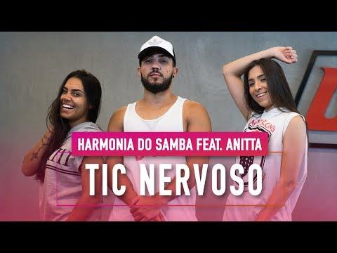Tic Nervoso - Harmonia do Samba feat. Anitta - Coreografia: Mete Dança