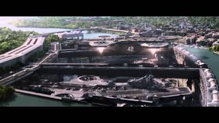 """Капитан Америка: Зимний солдат"" - трейлер №1(дублированный)"