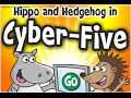 Educational Kids Games - Cyber Five Internet Safety Game