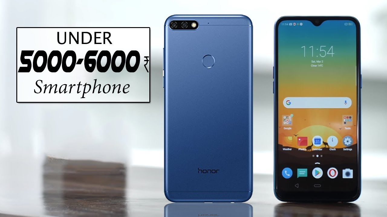 1fc21956fab TOP 5 Best Phones under Rs 5000 - Rs 6000 in India 2019. New technology