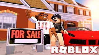 HOUSE TOUR 2018 IN ROBLOX (Roblox Home Tycoon 2018)