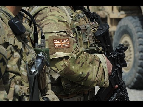 "British Army Tribute Training  Video - 2016 HD - ""Be The Best"" Infantry Tribute"