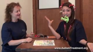 Autism Help - Encourager de l'interaction au moment de l'histoire (VOST français