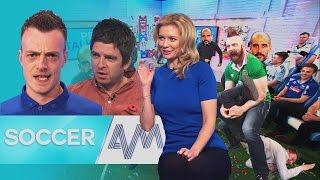 Best of Soccer AM 2015/16   Vardy lookalike, Noel Gallagher, F2 Freestylers, Rachel Riley and more