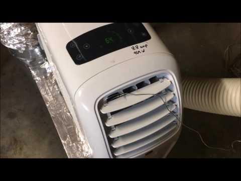 Soleus Air 8,000 btu Air conditioner (Review)