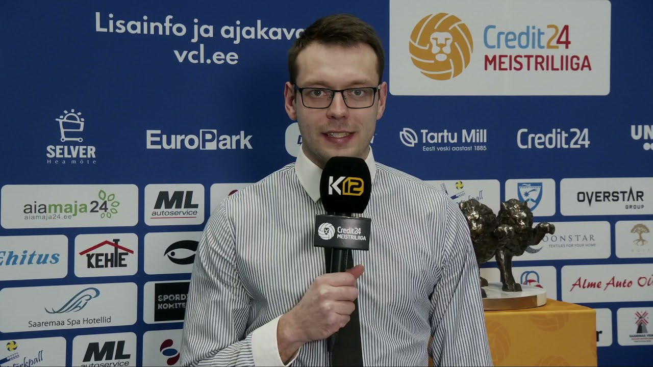 Saaremaa VK vs Selver Tallinn - Credit24 Meistriliiga finaal, 17.04.2021