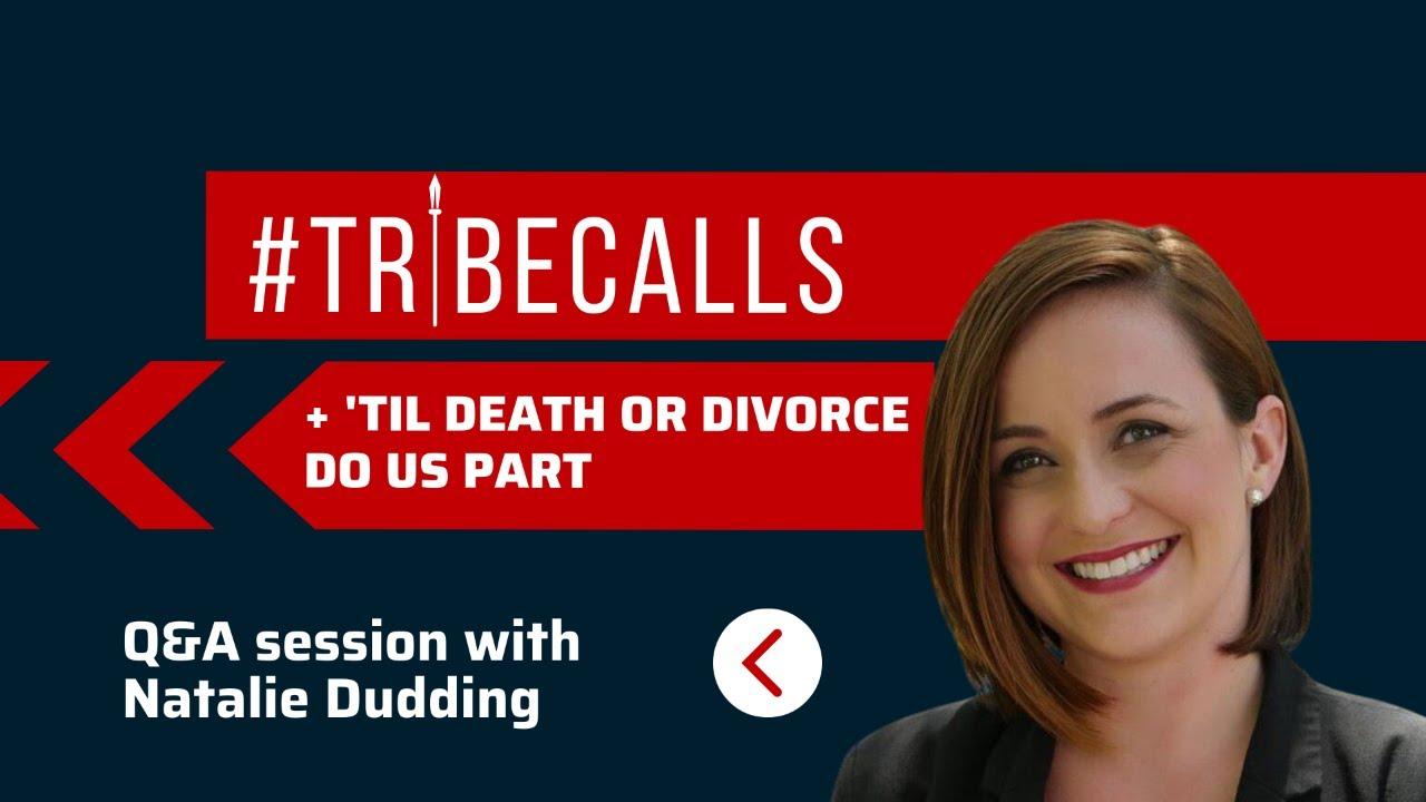 Til Death, or Divorce do us part