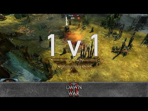 Dawn of War 2: Retribution - 1v1   ShowMeMagik - Mek [vs] Nesquik - Plague Champion Mp3