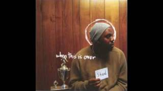 Shad - Question Marks