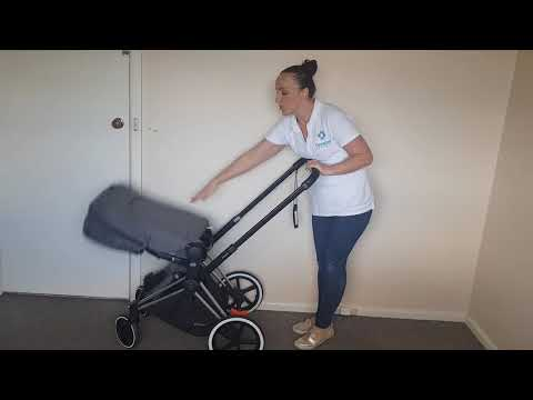 Cybex Priam With Lux Seat Pram Review Parenting Central