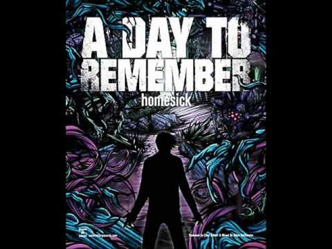 A Day To Remember  Welcome To The Family HQ + Lyrics