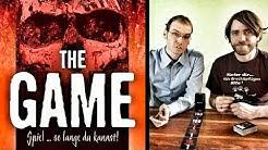 The Game - Kartenspiel - Beispielrunde