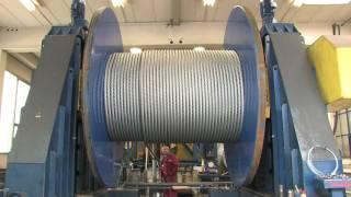 Ein Seil entsteht