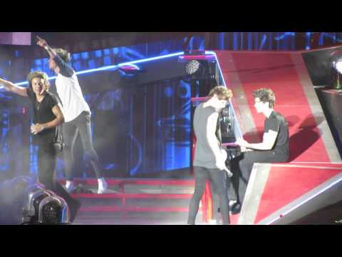 I Would - One Direction - Metlife - 8/5/14