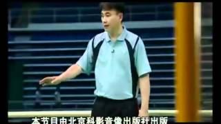 羽毛球教学 专家把脉【17】运动常识 后场发力