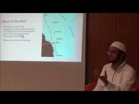 History of As Siddiq (Abu Bakr[RA] )