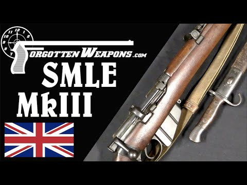 SMLE MkIII: The Iconic Smelly of World War One
