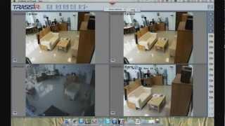 Сетевое видеонаблюдение на Mac и iMac. TRASSIR на Apple OS. Бытовые системы видеонаблюдения для дома