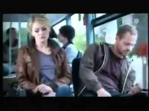 Horny Woman In Bus 76