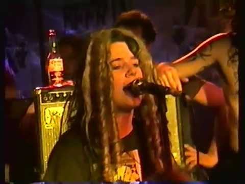 L7 @ Spanky's Cafe - Riverside, CA 9/7/91