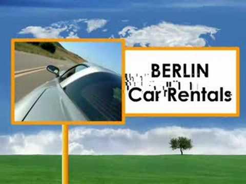 car hire Berlin car rentals