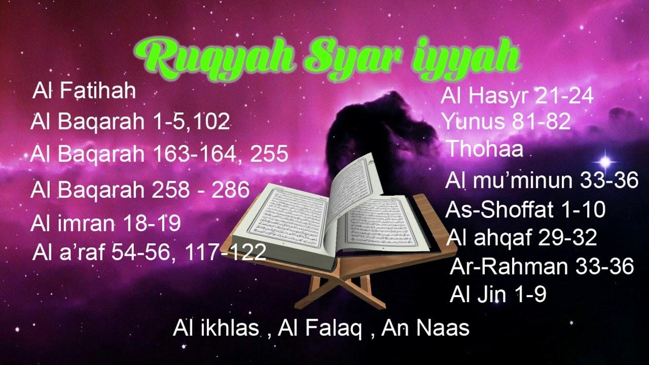 Download Berani Dengarkan Ayat Ruqyah Ini Ayat Ruqiyah