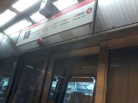 [SMRT] North-South line C151B from [NS21][DT11] Newton to [NS20] Novena