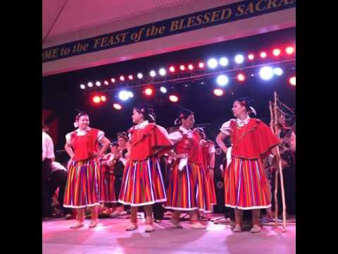 Traditional Portuguese Dance and Music at the New Bedford Feast