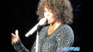 Whitney Houston LIVE Milano - I look to You