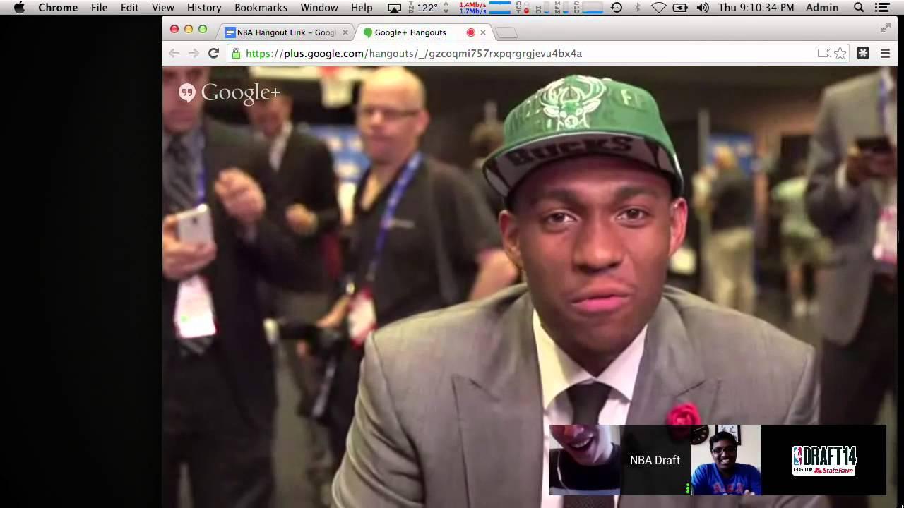 2014 NBA Draft Crash - Jabari Parker - Milwaukee Bucks ... Jabari Parker Nba Draft