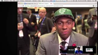 2014 NBA Draft Crash - Jabari Parker - Milwaukee Bucks